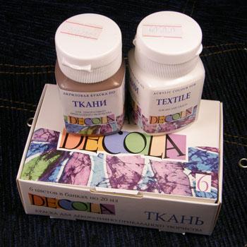Краски Decola